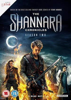Rent The Shannara Chronicles: Series 2 Online DVD Rental