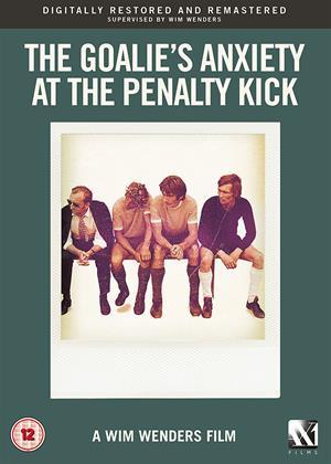 Rent The Goalie's Anxiety at the Penalty Kick (aka Die Angst des Tormanns beim Elfmeter) Online DVD Rental