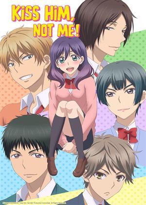 Rent Kiss Him, Not Me (aka Boys, Please Kiss Him Instead of Me / Watashi ga Motete Dousunda) Online DVD Rental