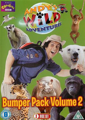 Rent Andy's Wild Adventures: Vol.2 Online DVD Rental