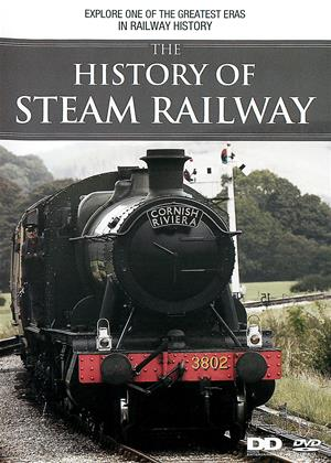 Rent The History of Steam Railway Online DVD Rental