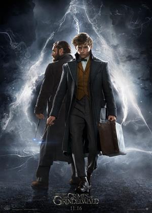 Rent Fantastic Beasts: The Crimes of Grindelwald (aka Fantastic Beasts and Where to Find Them 2) Online DVD Rental