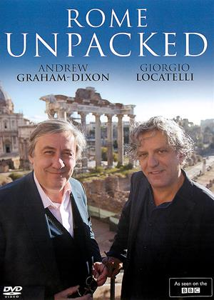 Rent Rome Unpacked Online DVD Rental