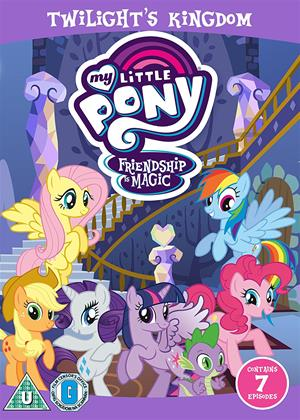 Rent My Little Pony: Friendship Is Magic: Twilight's Kingdom Online DVD Rental