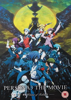 Rent Persona 3: Movie 4 (aka Persona 3 the Movie: #4 Winter of Rebirth) Online DVD Rental
