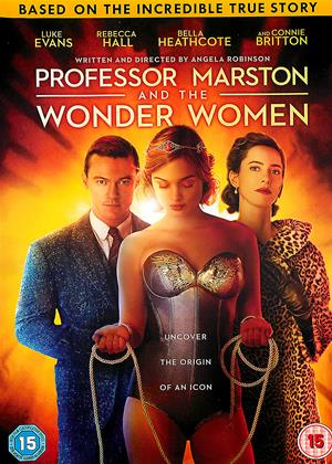 Professor Marston and the Wonder Women Online DVD Rental