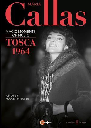 Rent Maria Callas: Magic Moments of Music: Tosca 1964 Online DVD Rental