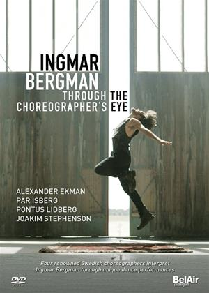 Rent Ingmar Bergman: Through the Choreographer's Eye Online DVD Rental