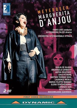Rent Margherita D'Anjou: Internazionale D'Italia (Fabio Luisi) Online DVD Rental