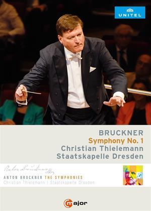 Rent Symphony No. 1: Staatskapelle Dresden (Christian Thielemann) Online DVD Rental