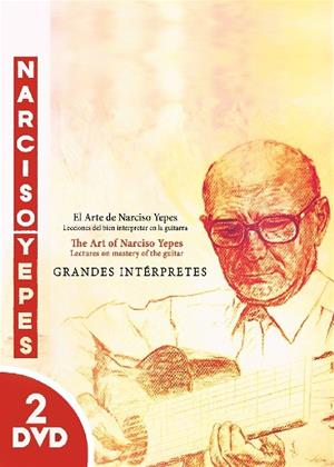 Rent Narciso Yepes: Grandes Intérpretes Online DVD & Blu-ray Rental