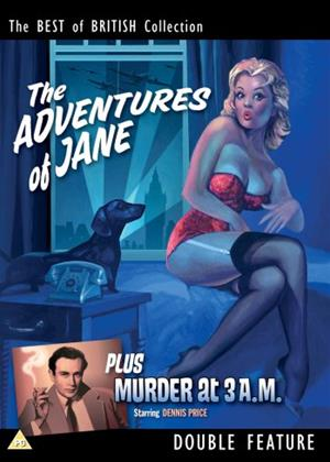 Rent The Adventures of Jane / Murder at 3 A.M. Online DVD Rental