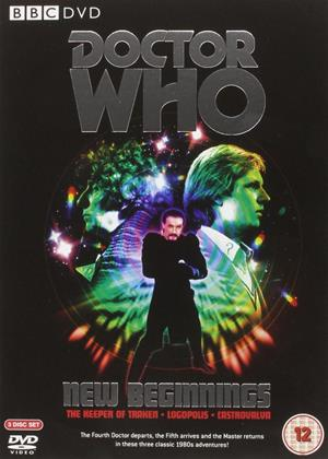 Rent Doctor Who: New Beginnings (aka The Keeper of Traken / Logopolis / Castrovalva) Online DVD Rental