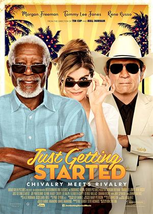 Rent Just Getting Started (aka Villa Capri) Online DVD Rental