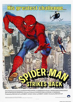 Rent Spider-Man Strikes Back Online DVD Rental