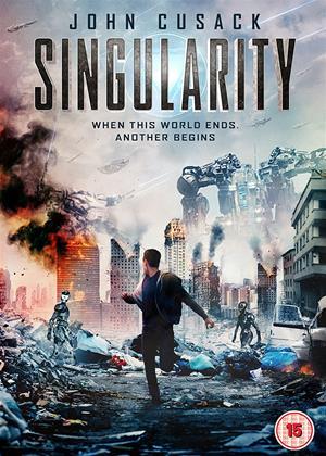 Rent Singularity (aka Aurora / Attack of the Robots) Online DVD Rental