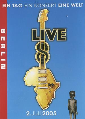 Rent Live 8: Berlin (aka Live 8: One Day, One Concert, One World) Online DVD & Blu-ray Rental