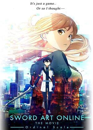 Rent Sword Art Online: The Movie: Ordinal Scale (aka Gekijo-ban Sword Art Online: Ordinal Scale) Online DVD Rental