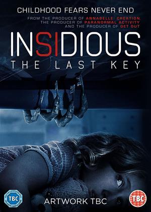 Insidious: The Last Key Online DVD Rental