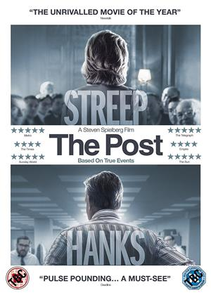 Rent The Post (aka The Pentagon Papers / The Papers) Online DVD Rental