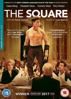 Rent The Square Online DVD Rental