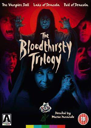 Rent The Bloodthirsty Trilogy (aka The Vampire Doll / Lake of Dracula / Evil of Dracula) Online DVD & Blu-ray Rental