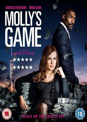 Molly's Game Online DVD Rental