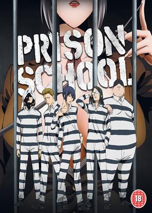 Prison School Online DVD Rental