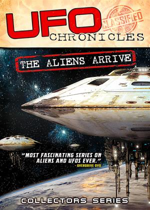 Rent UFO Chronicles: The Alien Arrivals Online DVD Rental