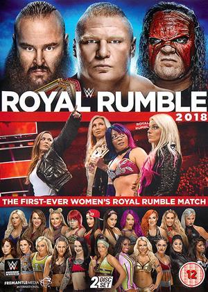 Rent WWE: Royal Rumble 2018 Online DVD Rental