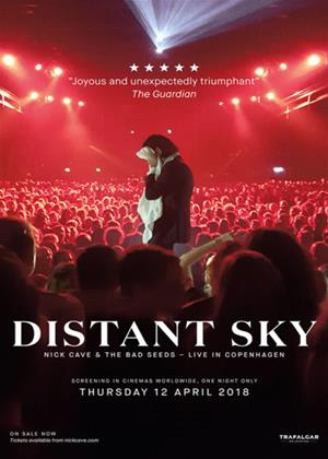 Rent Distant Sky (aka Distant Sky: Nick Cave and the Bad Seeds Live in Concert) Online DVD & Blu-ray Rental