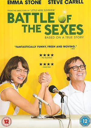 Battle of the Sexes Online DVD Rental