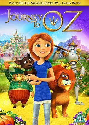 Rent Journey to Oz (aka Urfin Dzhyus i ego derevyannye soldaty) Online DVD Rental