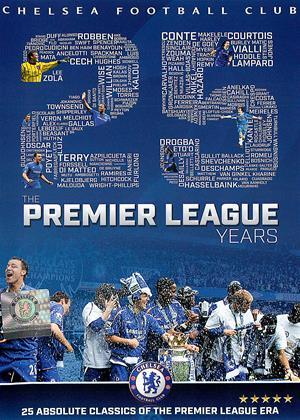Rent Chelsea FC: The Premier League Years Online DVD & Blu-ray Rental