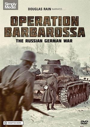 Rent Operation Barbarossa: The Russian German War Online DVD Rental