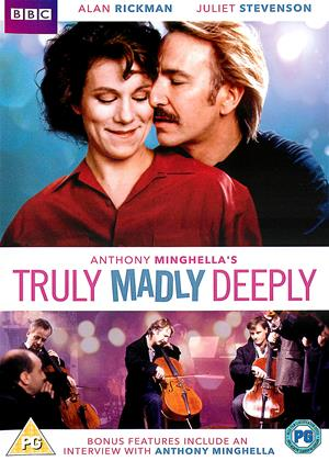 Rent Truly, Madly, Deeply (aka Truly Madly Deeply) Online DVD & Blu-ray Rental
