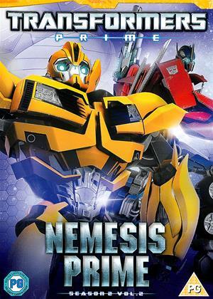 Rent Transformers Prime: Series 2: Part 2 (aka Transformers Prime: Series 2: Nemesis Prime) Online DVD & Blu-ray Rental