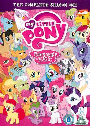 Rent My Little Pony: Friendship Is Magic: Series 1 Online DVD Rental