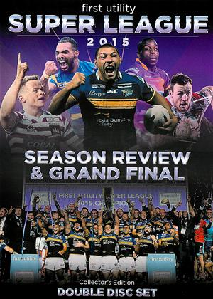 Rent First Utility Super League 2015: Season Review and Grand Final Online DVD & Blu-ray Rental