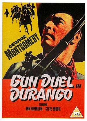 Rent Gun Duel in Durango Online DVD & Blu-ray Rental