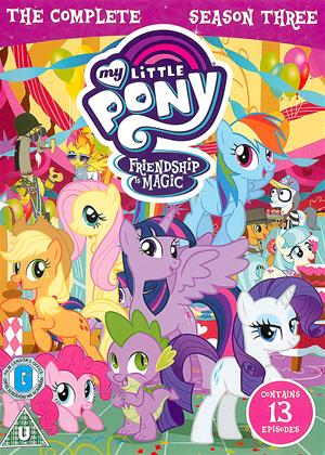 Rent My Little Pony: Friendship Is Magic: Series 3 Online DVD & Blu-ray Rental