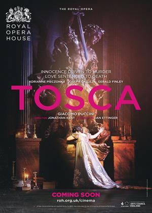 Rent Tosca: Royal Opera House (Dan Ettinger) Online DVD & Blu-ray Rental