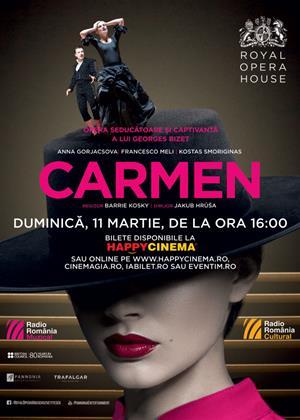 Rent Carmen: Royal Opera House (Jakub Hrusa) Online DVD Rental