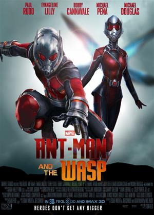 Rent Ant-Man and the Wasp Online DVD Rental