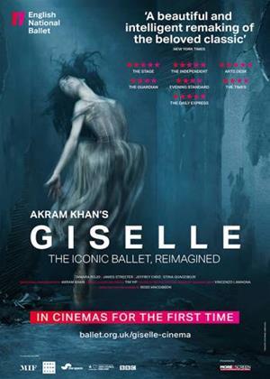 Rent Akram Khan's Giselle: English National Ballet Online DVD Rental