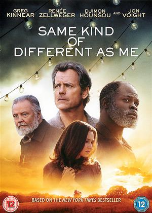 Rent Same Kind of Different as Me Online DVD Rental