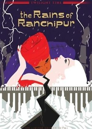 Rent The Rains of Ranchipur Online DVD Rental