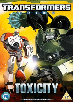 Rent Transformers Prime: Series 2: Part 3 (aka Transformers Prime: Series 2: Toxicity) Online DVD Rental