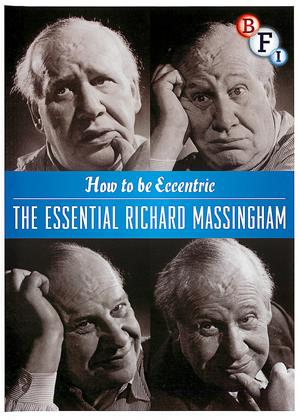 Rent How to be Eccentric: The Essential Richard Massingham Online DVD & Blu-ray Rental