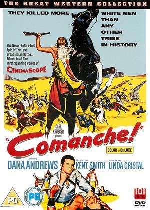 Comanche! Online DVD Rental